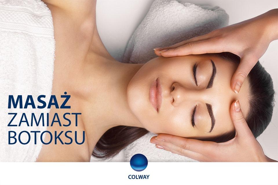 kolagen Colway botoks czy masaż